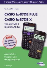 CASIO-fx87DE PLUS bzw X