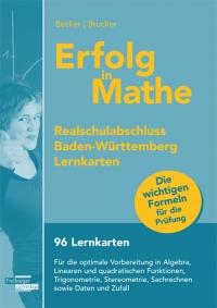 Baden-Württemberg Realschule Lernkarten