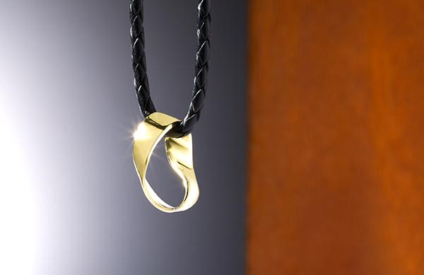 FV Moebiusband gold quer