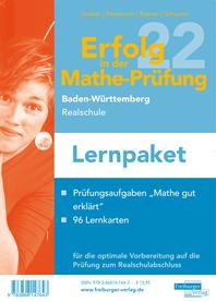 764 BW Lernpaket Realschule
