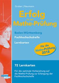 Lernkarten Fachhochschulreife Baden-Wuerttemberg