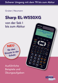 Sharp EL-W550G