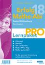 Baden-Wuerttemberg AG Lernpaket Pro 2018