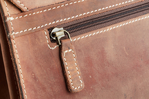 Ledertasche Unico Detail02